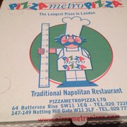 My cute pizza box since I couldn't finish my pizza