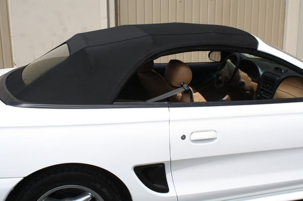Ford Mustang Convertible Top Install Yelp