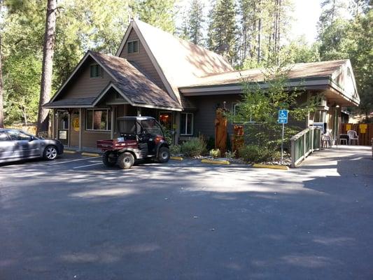 Yosemite West Mariposa Koa Kampeerterreinen Midpines