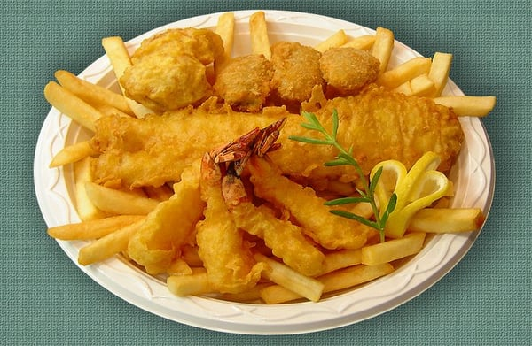 Tugboat fish and chips seafood pleasant hill ca for Fish fast food near me