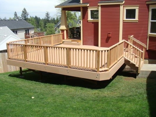 Composite deck composite deck cheap for Cheap composite decking