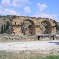 Hierapolis, Denizli, Turkey