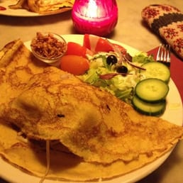 Indonesia crepes
