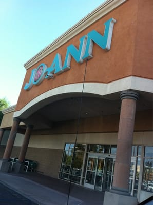 Jo ann superstore 40462 winchester road temecula ca for Joann craft store hours