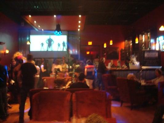 The Egyptian Cafe & Hookah Bar