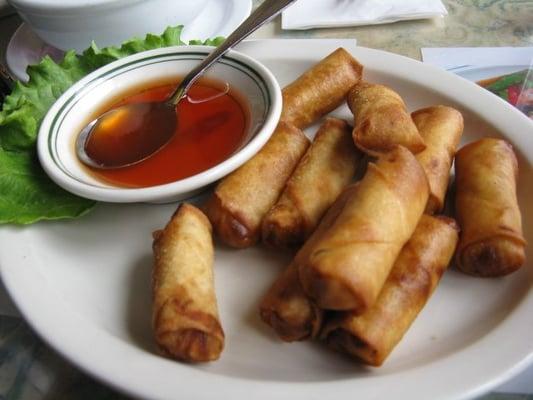 Fried spring rolls | Yelp