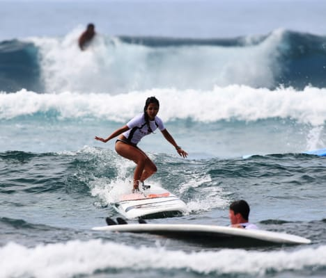 (20) Gallery Images For Sadie Robertson Duck Dynasty Surfing