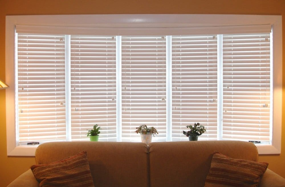 blinds for bow windows blinds for bow windows window custom blinds on a bow window modern living room