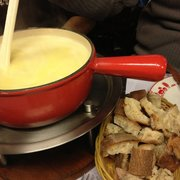 Fondue unlike melting pot has ever done