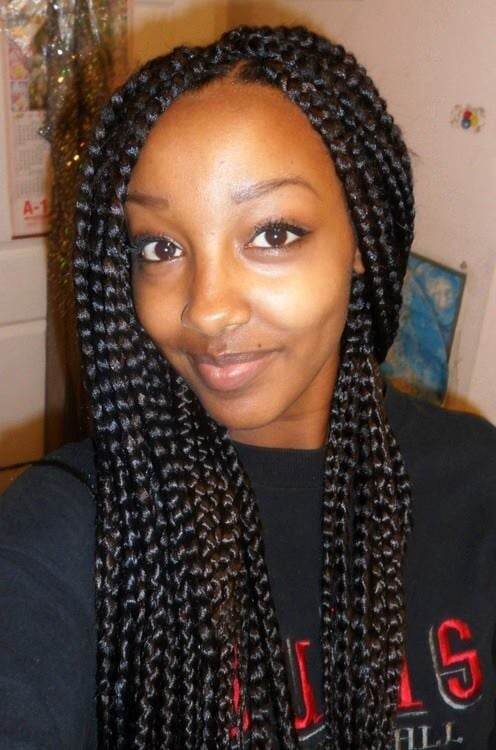 Crochet Box Braids In A Bob : Box braids Yelp