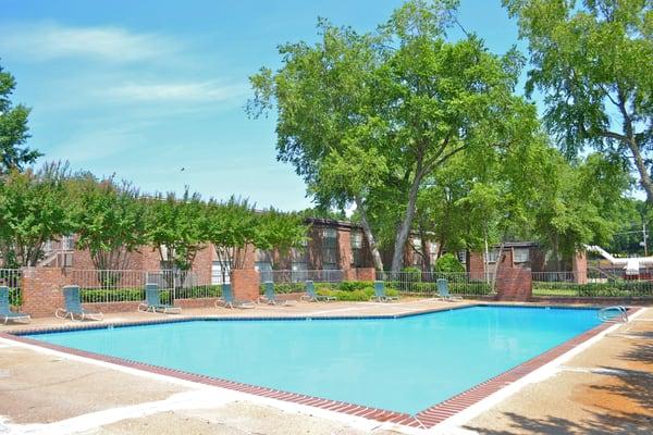 Hillcrest Apartments Memphis Tn