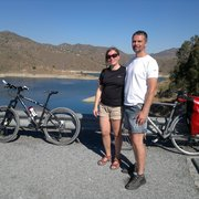 Panorama Bike Tour for sporty people in Malaga with bike2malaga Team