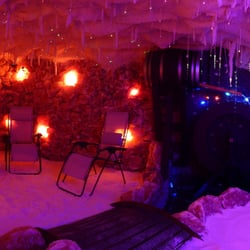 Himalayan Salt Cave, Cheadle, Greater Manchester