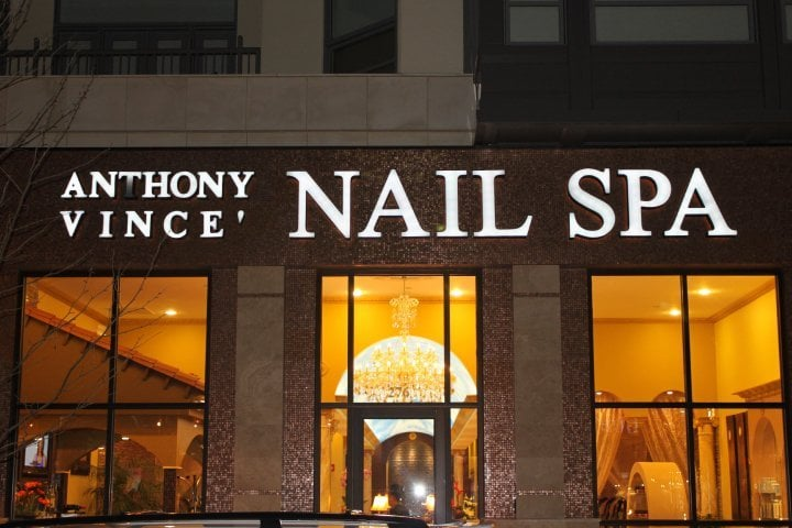 Fine Anthony Vince Nail Spa Prices For Anthony Vince Nail ...