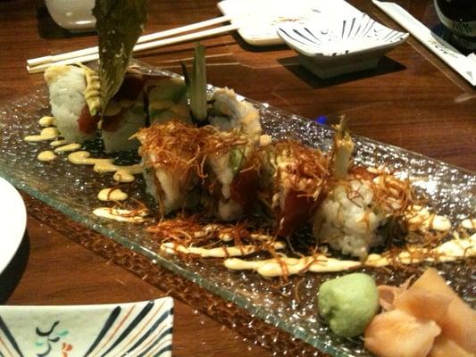 Silk sushi bar and asian fusion restaurant anchorage ak for Asian fusion cuisine and sushi bar