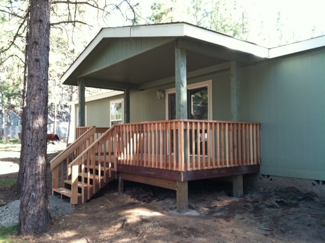 Manufactured Home Deck Add On Yelp