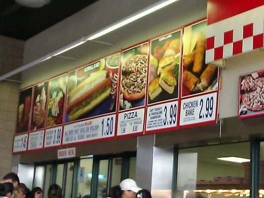 costco food court - fast food - atwater village
