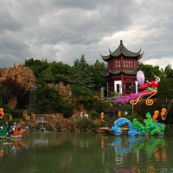 Asian garden montreal