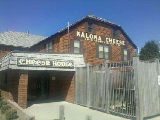 kalona cheese factory