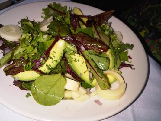 avocado and hearts of palm salad | Yelp