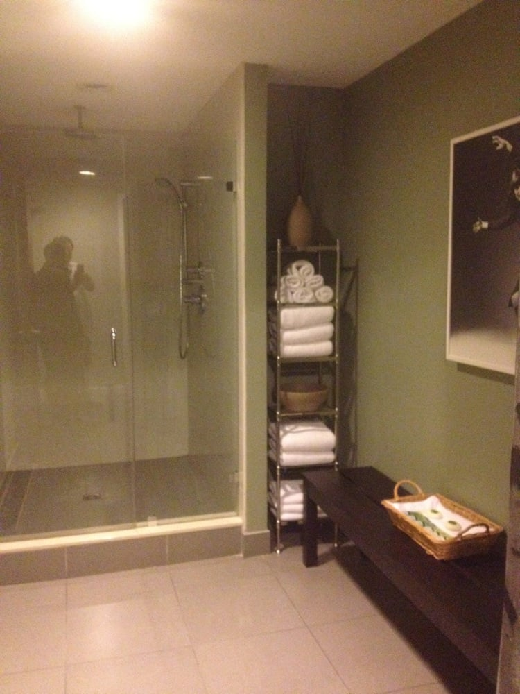 Gym shower room yelp
