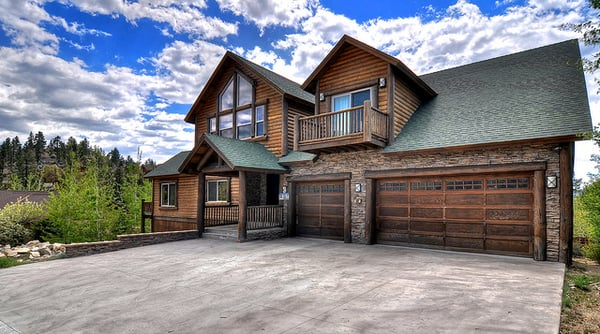 Five star vacation rental vacation rentals big bear Big bear lakefront cabins for rent