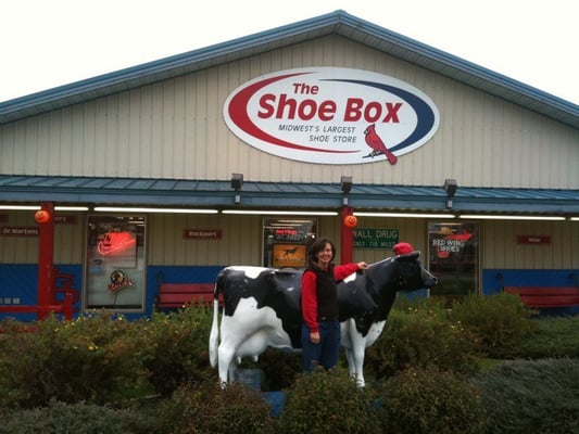 the shoe box black earth wi verenigde staten yelp