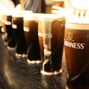 Pour your own Guinness