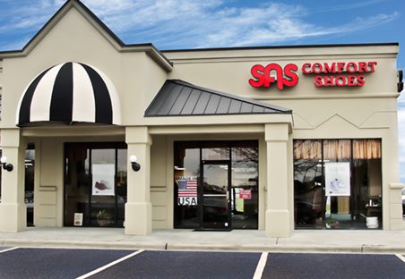 SAS Comfort Shoes - Shoe Stores - Pineville, NC - Yelp