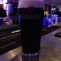 When in Rome or in this case London! Enjoy a variety of local and other pints in lobby bar!