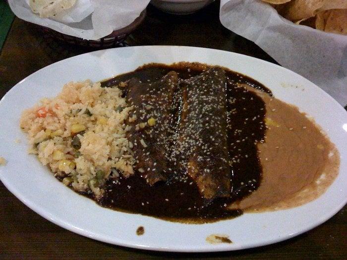and corn mole tacos borlotti bean mole with roast winter squash ...