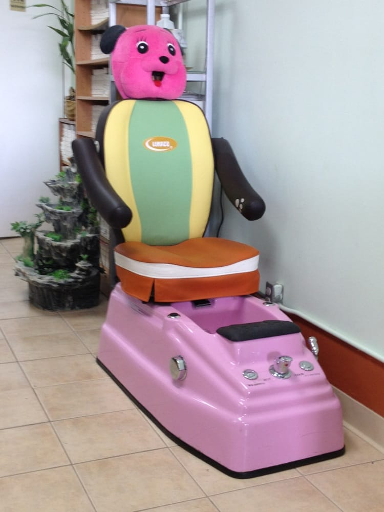 Pedicure For Kids : Cute kids pedicure chair! Yelp