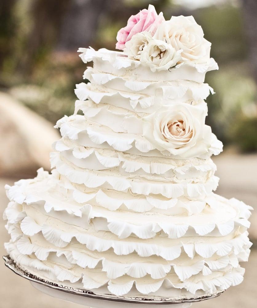 Vegan Wedding Cake San Diego