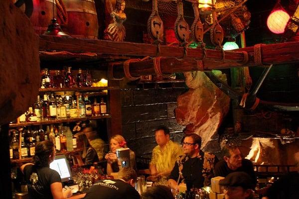 Pirate Themed Restaurant Near Me