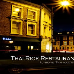 Thai Rice, London