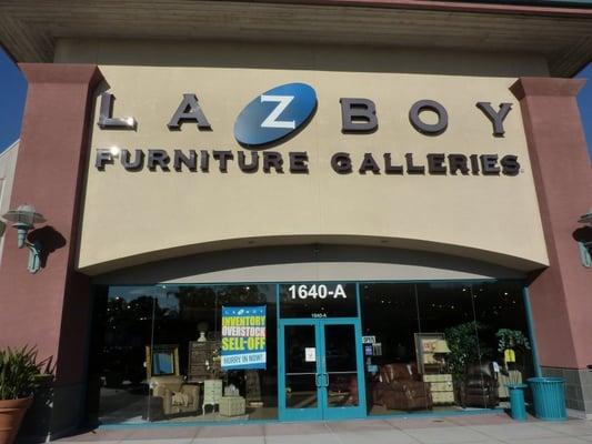 la z boy furniture galleries mission valley san diego ca yelp. Black Bedroom Furniture Sets. Home Design Ideas