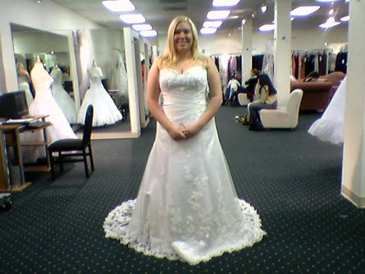 503 service unavailable for Off the rack wedding dresses near me