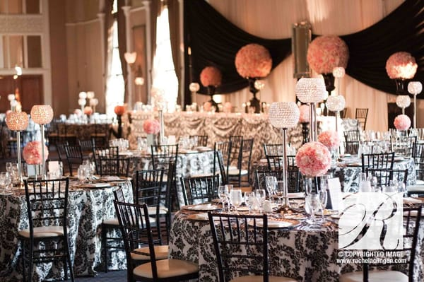 Wedding Decor And Flowers At Liberty Grand In Toronto | Yelp