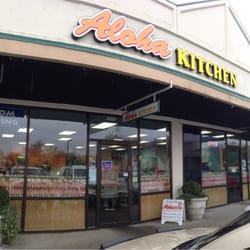 Aloha Kitchen Hawaiian Silverdale Wa Yelp