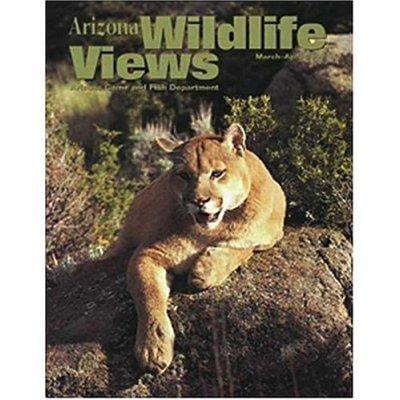 Arizona wildlife views magazine print media phoenix for Az game and fish phone number