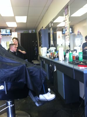 Barber Shop Brooklyn : Bobs Barber Shop - Barbers - Brooklyn, NY - Yelp