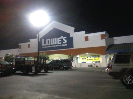 Lowe S Home Improvement Warehouse Hardware Stores San