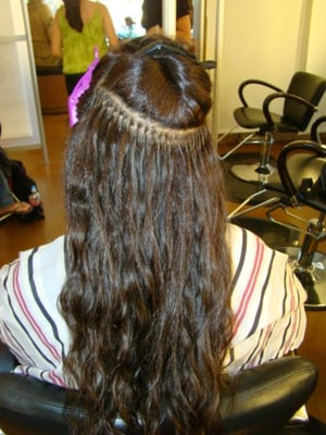 Strand By Strand Hair Weave 82
