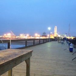 Oceanic fishing pier ocean city md yelp for Maryland fishing piers