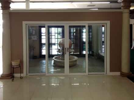 Milgard vinyl 10 ft sliding patio door yelp for 8 foot sliding glass door