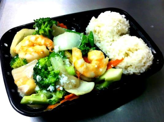 Tung Ting Shrimp Tung ting shrimp.