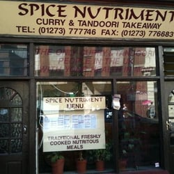 Spice Nutriment, Brighton