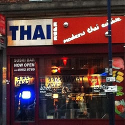 Thai Edge, Edgware, London