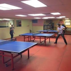 california table tennis club