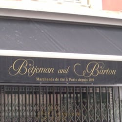 Betjeman and Barton, Lyon